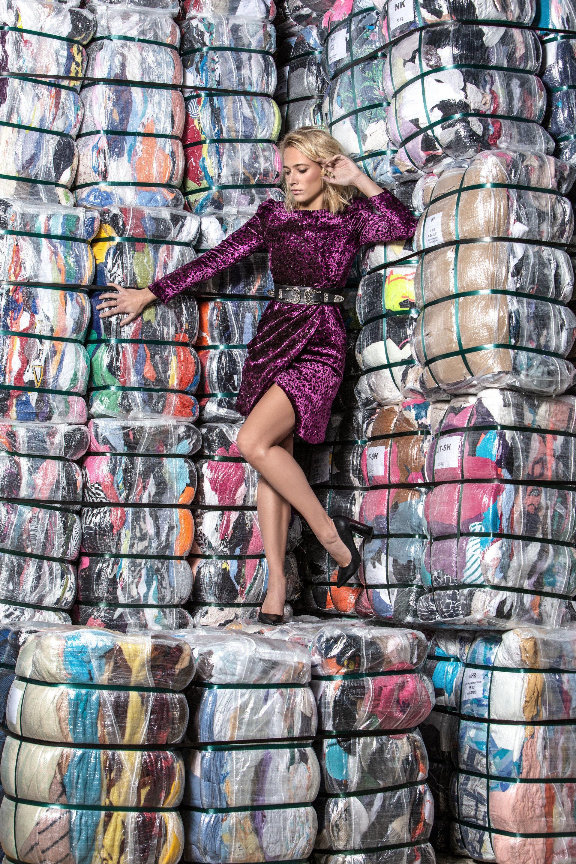 Zaanse textielindustrie pakt uit met circulaire modeshow